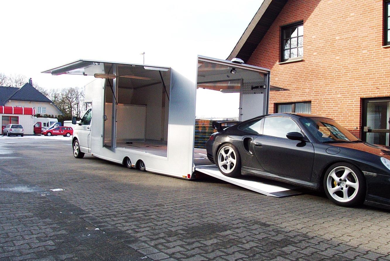 Car Hauler Conversion Car Hauler Trailers