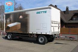 Bette Delbrück trailers vehicle construction krukenmeier fahrzeugbau